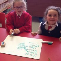 Maths Week Ireland in P2
