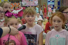 Pyjama and Karaoke in KS2