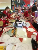 Pizza Party in Primary 5