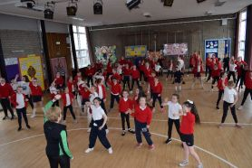 Sponsored Fitness in KS2