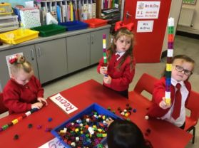 Pattern Making in Primary One