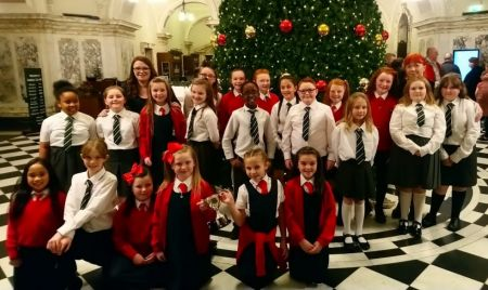 Our award winning choir