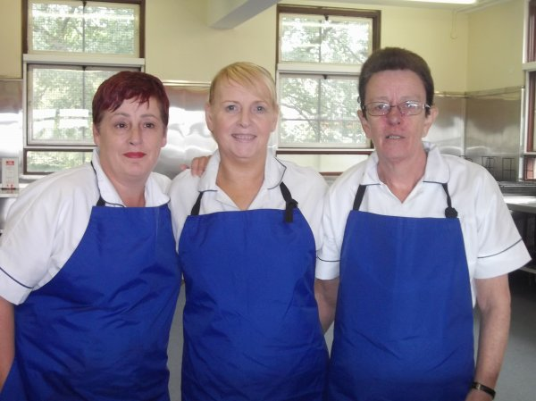 Our Canteen Staff
